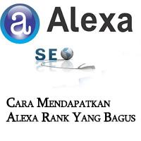 Cara Mendapatkan Alexa Rank yang Bagus