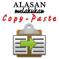 Alasan Banyak Blogger Melakukan Copy-Paste Konten