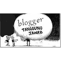 Menjadi Seorang Blogger Yang Bertanggung Jawab