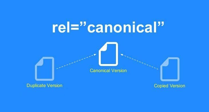 rel canonical